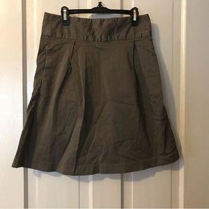 Old Navy gray skirt!